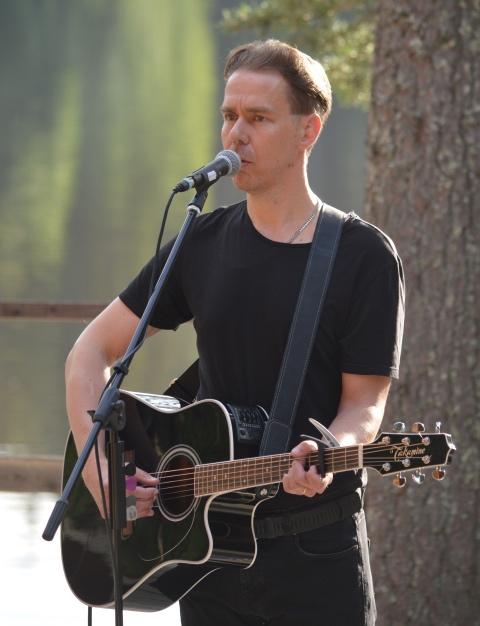 Rämsöön kesäteatteri, Vesilahti. 16.7.2020