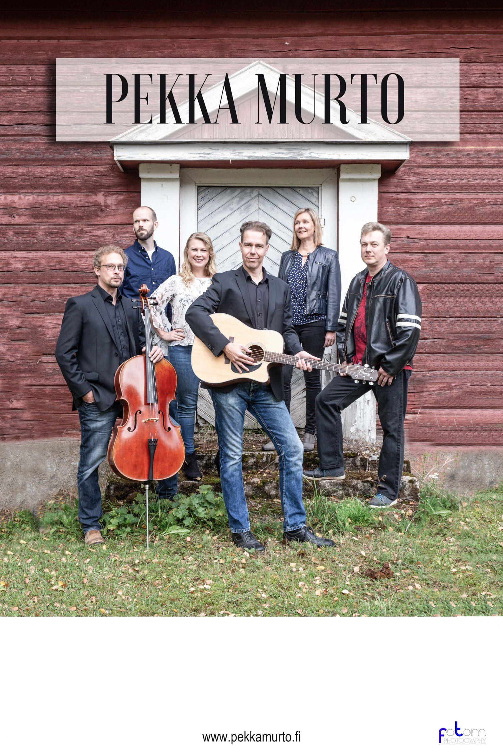 Pekka Murto - Yhtye
